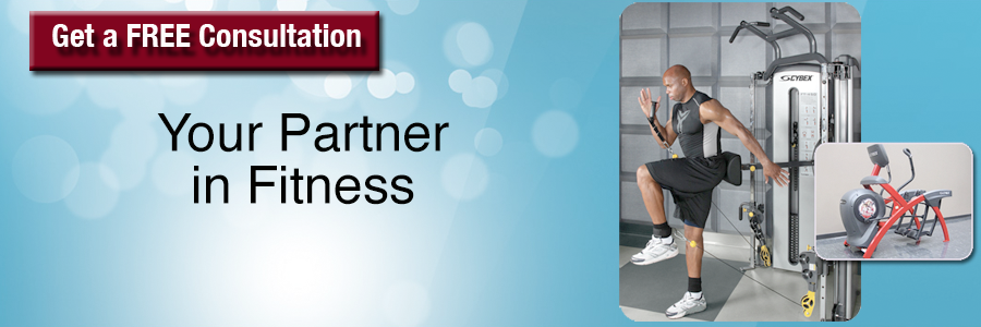 Your Partner in Fitness